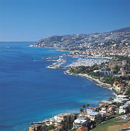 Sanremo: panoramaSanremo: panoramic view
